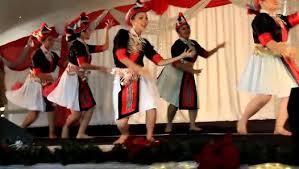 United Hmong National Council New Year Dance Nkauj Zag 2014-15
