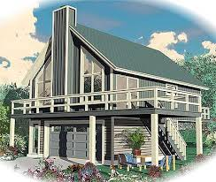 Exceptional House Plans With Garage Under   Drive Under Garage        Lovely House Plans With Garage Under   Small House Plans With Garage Under