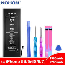 Original <b>NOHON</b> BL-T9 <b>Mobile Phone Battery</b> For LG Google Nexus ...