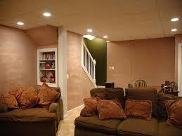 basement lighting track lighting basement family room paint color ideas basement lighting design