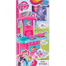 Детская <b>кухня My Little Pony</b> 60 см 14 предметов, звук, HTI, цена ...