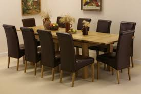 Formal Dining Room Sets For 10 Dining Room Furniture Oak Oak Dining Room Tables Dark Oak Dining