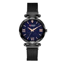 <b>CURREN</b> 9063 Women's Waterproof Quartz Watch - buy at the price ...