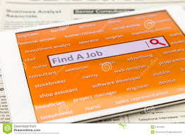 find a job online job search engine stock photo image 51614955 find a job online job search engine