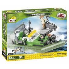 <b>Конструктор Cobi</b> Small Army 2163 <b>Патрульная лодка</b>