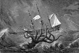 Cephalopod attack - Wikipedia