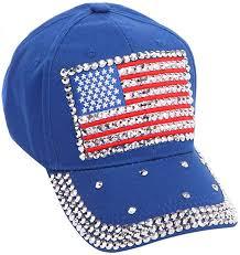 BlingThing Rhinestone Jewelry Hats baseball Cap ... - Amazon.com