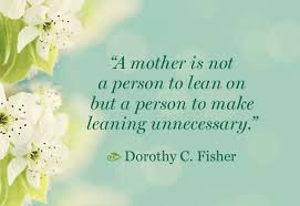 Mothers Day Quotes - Quotes About Motherhood via Relatably.com