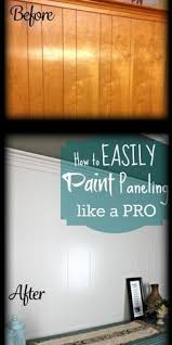 bedroom paneling ideas: how to easily paint over wood paneling