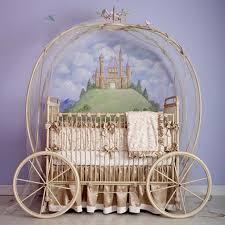 bedroom unique baby nursery decor with carriage cinderella bed for room ideas the designer baby baby nursery furniture designer