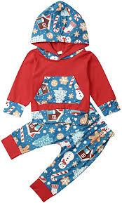 Infant Baby Boys Girls Striped Hooded Sweatshirt T ... - Amazon.com