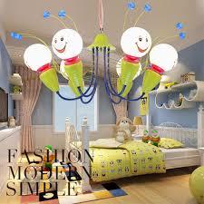 kids rooms bee kids hanging lamp baby room lighting children cute abajur infantil luminaria child children bedroom lighting
