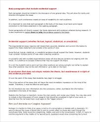 persuasive essay example    samples in word pdf argumentative persuasive essay example