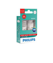 Светодиодные <b>лампы Philips X-Treme Ultinon</b> LED W21/5W (T20 ...
