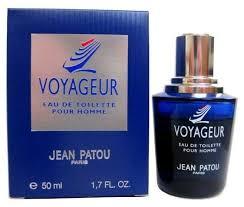 <b>Туалетная</b> вода <b>Jean Patou Voyageur</b> — купить по выгодной цене ...