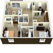 images about sq  ft  on Pinterest   Square feet  Small     square foot house   story   Getting a lot from a little   An