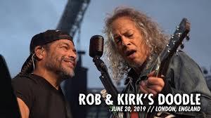 METALLICA's Kirk Hammett & Robert Trujillo Cover <b>IRON MAIDEN</b> ...