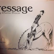 X, Halt, loose all forward intent. | Dressage gone wrong/ memes ... via Relatably.com