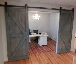 Sliding Barn Doors Interior Sliding Barn Door Idea
