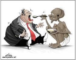 Bildergebnis für arm gegen reich