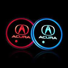 Auto Sport 2PCS LED Cup Holder Mat Pad Coaster ... - Amazon.com