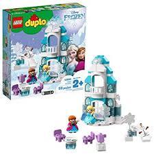 LEGO DUPLO Disney Frozen Ice Castle 10899 ... - Amazon.com