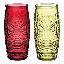 <b>Набор бокалов для коктейля</b> Kitchen Craft Tiki Cool Bar 2 шт., 0.65 ...