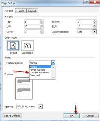 Creating Half Page Flyer in Word | GCC Help Desk