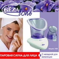 Отзывы о <b>Сауна паровая</b> для <b>лица</b> Gezatone 105S