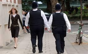 Με απόλυση απειλούνται οι παχύσαρκοι αστυνομικοί στην Βρεττανία...