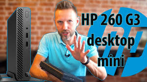 Desktop mini <b>HP 260 G3</b>. Что внутри? Критический обзор ...