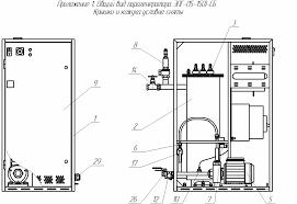 Электропарогенераторы ЭПГ (10-150)-СБ (Бюджетный)