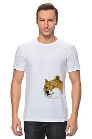 Футболка <b>классическая Doge</b> WOW! #659674 от karbafoss по ...