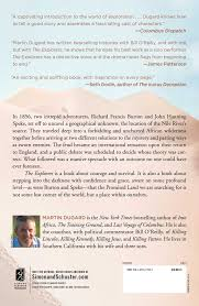 the explorers a story of fearless outcasts blundering geniuses the explorers a story of fearless outcasts blundering geniuses and impossible success martin dugard 9781451677584 com books