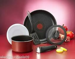 Tefal Ingenio <b>6 Pcs</b> Cookware Set - <b>Brand New</b> MADE IN FRANCE ...