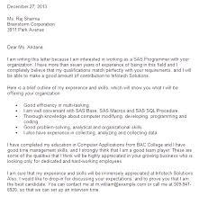 cover letter for sas analyst   programmer   listen datacover letter for sas analyst   programmer