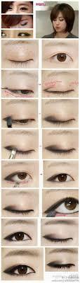 makeup tutorial eye makeup korean makeup asian eye eyemakeup smokey eye asian makeup korean eye