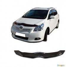 <b>Дефлектор</b> для защиты передней части <b>капота</b> Toyota <b>CA plastic</b> ...