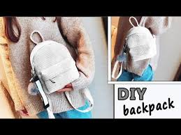 <b>DIY</b> ADORABLE BACKPACK TUTORIAL FROM SCRATCH // <b>New</b> ...