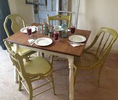 small dining tables sets: image of small kitchen table and chairs sets
