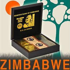 WR <b>100PCS</b> Zimbabwe <b>100</b> Trillion Dollars <b>Color</b> Gold Banknote ...
