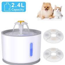 Iseebiz Wifi <b>Automatic Cat Feeder 3L Pet Food Dispenser</b> Feeder ...