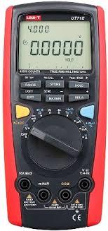 uni t ut71e medidor dmm volt ut 71e auto rms verdadeiro multimetro digital inteligente