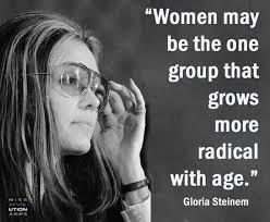 On Gloria Steinem Quotes Feminism. QuotesGram via Relatably.com