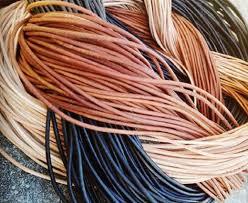 <b>Round Leather Cord</b> USA | Sun Enterprises