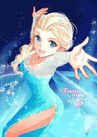 Elsa Fanart | Frozen | Know Your Meme via Relatably.com