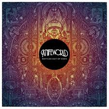 <b>Knifeworld</b> - <b>Bottled</b> Out Of Eden (Special Edition CD Digipak)
