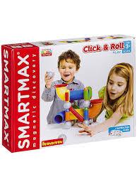 """<b>Магнитный конструктор SmartMax</b>/ набор """"Собирай и запускай ..."""