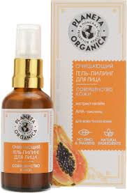 Planeta Organica <b>Пилинг</b>-<b>гель для лица</b>, для всех типов кожи, 100 ...