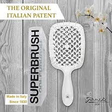 <b>Janeke Superbrush</b> Detangler Brush Anti-static Hairbrush Easy For ...